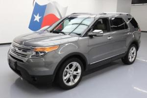 2014 Ford Explorer LIMITED 7PASS HTD SEATS REAR CAM