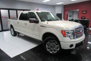 2009 Ford F-150 Platinum 4x4 4dr SuperCrew Styleside 5.5 ft. SB