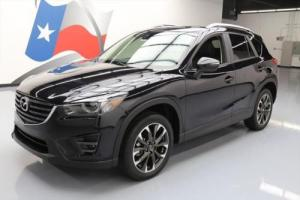 2016 Mazda CX-5 GRAND TOURING HTD SEATS SUNROOF NAV