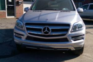 2013 Mercedes-Benz GL-Class Photo