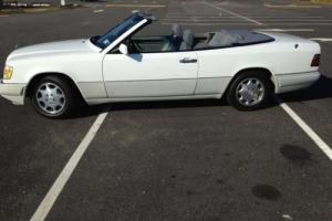 1995 Mercedes-Benz E-Class Convertible Photo