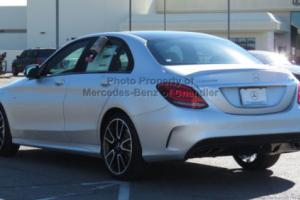 2017 Mercedes-Benz C-Class AMG C 43 4MATIC Sedan Photo