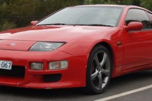 300ZX 1989 Twin turbo 2+2 Auto Chipped Registered Burwood Victoria Photo