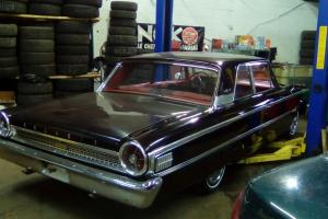 Ford: Galaxie 2 door sedan | eBay