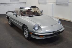 1985 Alfa Romeo Veloce 2Ltr 5 spd man Photo