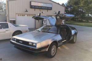 1981 DeLorean Coupe Photo