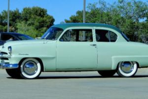 1953 Plymouth CAMBRIDGE 2 DOOR COUPE FREE SHIPPING WITH BUY IT NOW!! Photo