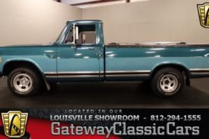 1972 International Harvester 1110 --