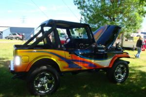 1983 Jeep CJ Photo