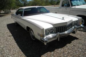 1973 Cadillac Eldorado Photo
