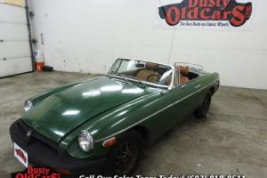1976 MG MGB Runs Drives Body Inter Good Minor TLC 1.8L 4spd
