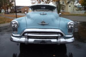 1951 Oldsmobile Ninety-Eight