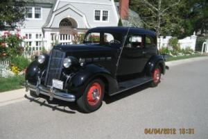 1936 Packard 120B Touring Coupe