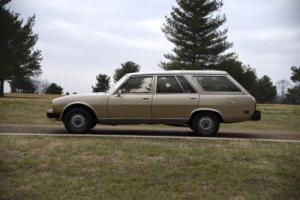 1982 Peugeot 504 wagon Photo