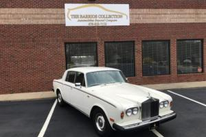 1980 Rolls-Royce Silver Shadow II -- Photo