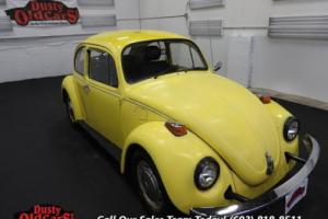 1975 Volkswagen Beetle-New Runs Drives Body Inter VGood 1.6L 4 spd manual