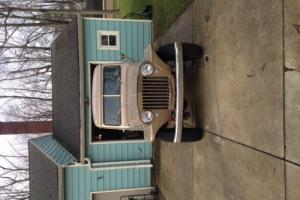 1950 Willys Overland Willys  Overland