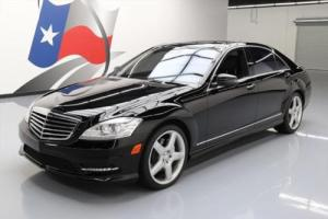 2011 Mercedes-Benz S-Class S550 SEDAN P2 SUNROOF NAV 20'S Photo