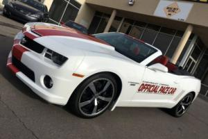 2011 Chevrolet Camaro Indy Pace Car