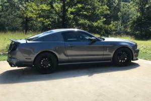 2013 Ford Mustang GT 500