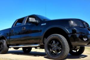 2006 Ford F-150 Lifted FX4 BLACKED OUT $3k Extra Lift Wheels Tires