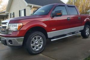 2013 Ford F-150 Off Road Package