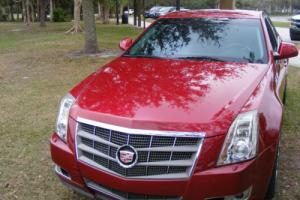 2009 Cadillac CTS Direct Inject