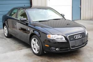 2007 Audi A4 2.0T Premium Package Quattro All Wheel Drive Sedan 30 mpg
