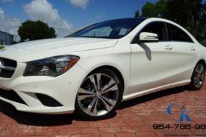 2014 Mercedes-Benz CLA-Class CLA250 NAV PANORAMIC ROOF PARKTRONIC 1-OWNER!!!