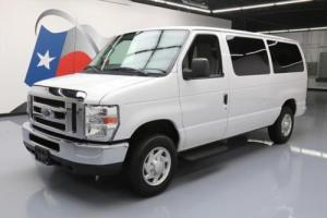 2012 Ford E-Series Van E-150 VAN POOL 8-PASSENGER PARK ASSIST