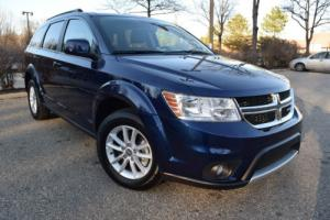 2017 Dodge Journey AWD SXT-EDITION