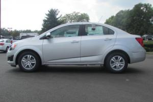 2016 Chevrolet Sonic 4dr Sedan Automatic LT