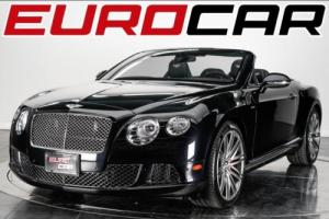 2013 Bentley Continental GT Mulliner Edition