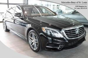 2014 Mercedes-Benz S-Class S550 Photo