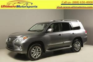 2014 Lexus LX 2014 570 AWD NAV DVD SUNROOF LEATHER WARRANTY