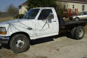 1997 Ford F-350 7.3L TURBO DIESEL Dually