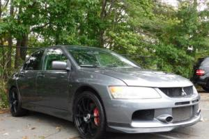 2006 Mitsubishi Lancer 4dr Sedan Evolution IX Manual