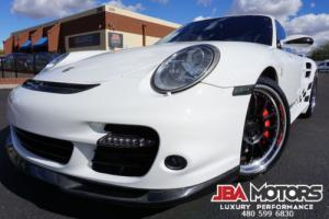 2008 Porsche 911 08 Porsche 911 Turbo AWD Coupe 650HP