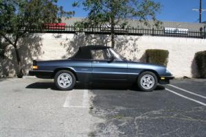 1987 Alfa Romeo Spider Photo