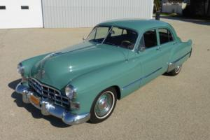 1948 Cadillac Fleetwood Photo