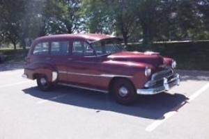 1951 Chevrolet Tin Woody