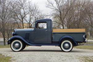 1934 Chevrolet Other Pickups Deluxe Pickup