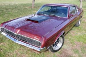 1969 Mercury Cougar XR7 ELIMINATOR