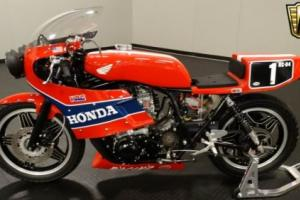 1980 Honda CB750 RC04 RCB Tribute
