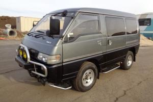 1980 Mitsubishi Other DELICA AWD 4X4 TURBO DIESEL Photo