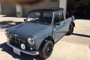 1963 Morris Cooper Better Than New Rare Pickup, By Appt Only Photo