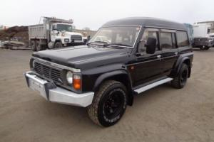 1980 Nissan SAFARI 4X4 DIESEL SAFARI 4X4 DIESEL Photo