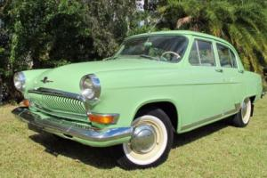 1963 GAZ VOLGA 21 Photo