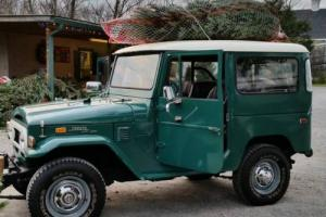1972 Toyota FJ Cruiser Photo