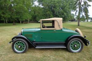 1928 Willys Whippet 96 Cabriolet Coupe